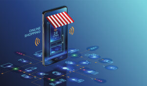 ecommerce shop on line